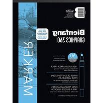 Bienfang Graphics 9 by 12-Inch 360 Paper Pad, 50 Sheets
