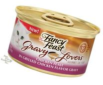 Fancy Feast Gravy Lovers Gourmet Chicken Feast In Grilled