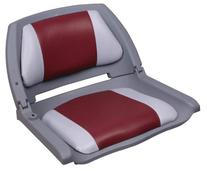 Leader Accessories Molded Fold Down Boat Seat