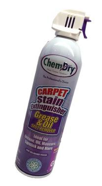 Chem-Dry Grease & Oil Stain Extinguisher – Specially