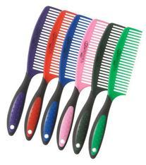 Tough 1 Great Grip Comb, Pink