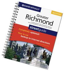 Rand McNally Greater Richmond Street Guide