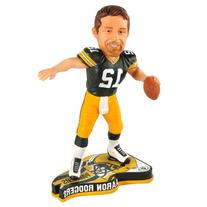 Green Bay Packers Aaron Rodgers 2013 Pennant Base Bobblehead