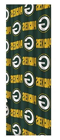 NFL Green Bay Packers Decorative Bath Collection Shower