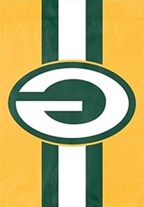 Party Animal Green Bay Packers Garden Flag