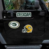 "Green Bay Packers 12"" x 12"" Multi-Magnet Sheet"