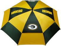 NFL Green Bay Packers 62-Inch Double Canopy Umbrella