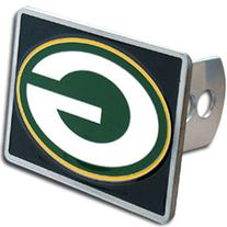 NFL Green Bay Packers Oval Hitch Cover, Class II & III
