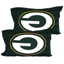 NFL Green Bay Packers Pillowcase Set Football Anthem Bedding