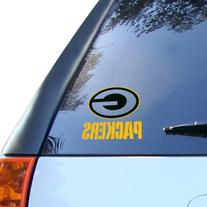 Rico Industries Green Bay Packers Static Cling Decal
