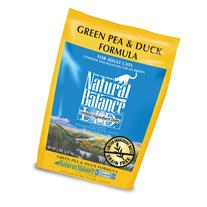 Natural Balance Green Pea and Duck Formula Limited