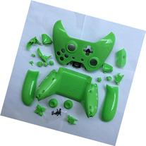 Custom Green Replacement Controller for Xbox One Shell Case