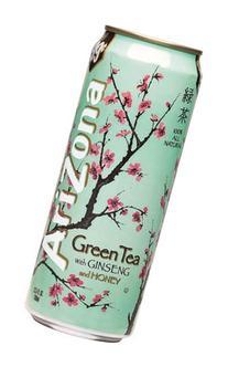 Arizona Green Tea, 23-Ounces