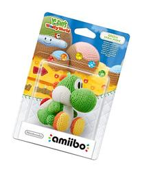 Green Yarn Yoshi amiibo - Europe/Australia Import