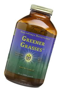 Healthforce Greener Grasses, Powder, 10-Ounce