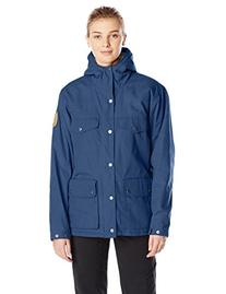 Fjallraven Women's Greenland Jacket, Wild Ginger, X-Small