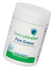 Pure Greens | Original | 30 Powder Servings | Made with