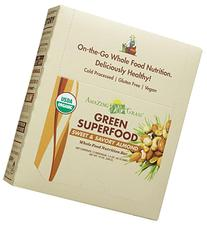 Amazing Grass Sweet and Savory Green SuperFood Bars 12ct-12