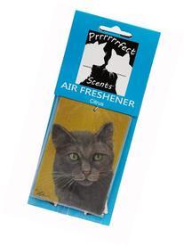 Prrrrrrfect Scents Grey Cat Air Freshener, Citrus