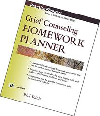 Grief Counseling Homework Planner
