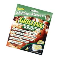 Debbie Meyer Grilling Bags With Easy Clear-View Top 4 ea