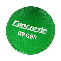 Concorde Grippy Playground Ball, Size 8.5, Green