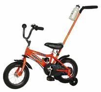 Schwinn Grit Steerable Boy's Bicycle With Training Wheels,