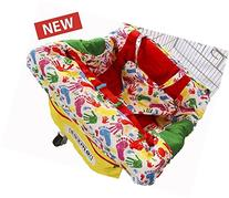 ebaby Grocery Shopping Cart and High Chair Cover for Babies