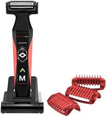 MANGROOMER Professional Body Groomer & Trimmer, Wet / Dry, 1