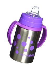 organicKidz Baby Grows Up Stainless Steel Bottle Set,