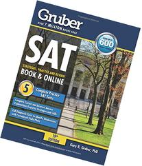 Gruber's Complete SAT Guide 2016