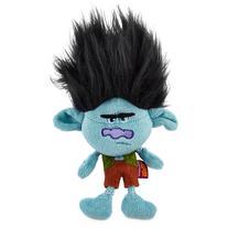 Trolls Grumpy Branch Flattie Dog Toy, Small