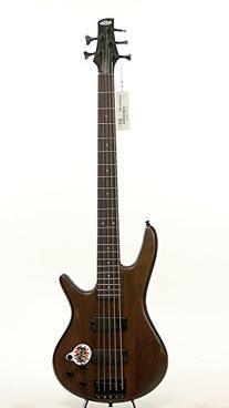 Ibanez GSR205BWNF 5-String Electric Bass - Walnut Flat