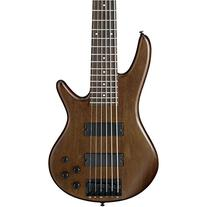 Ibanez GSR206 6-String Electric Bass Walnut Flat finish