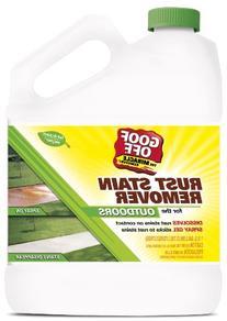 Wm Barr GSX00101 1 Gallon Goof Off Rust Stain Remover