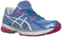 ASICS Women's GT-1000 Running Shoe,Island Blue/White/Pink,5