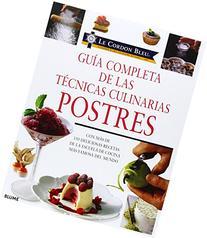 Guia completa de las tecnicas culinarias: Postres: Con mas