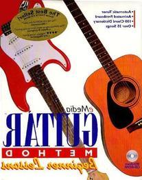 eMedia Guitar Method Beginner Lessons