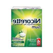 NICORETTE GUM 4 MG KIT FRSH MT 100