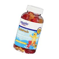 Children's Gummy Multivitamins, 190ct, By Equate, Compare to