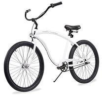 Firmstrong Bruiser Man 3-Speed Beach Cruiser Bicycle, 26-