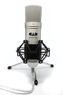 CAD GXL2400-USB Large Diaphragm Studio Condenser USB