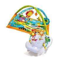 Tiny Love Gymini Sunny Day Activity Gym with Travel Car Seat