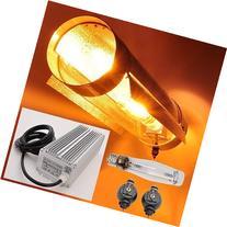 LEDwholesalers GYO2010 3-Piece 600 Watt Hydroponic 6-Inch