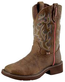 """Justin Boots Women's Gypsy Collection 11"""" Soft Toe Boot,"""
