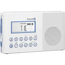 Sangean H202 AM/FM/Weather, Digital tuned Waterproof/Shower