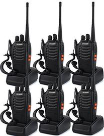Retevis H-777 Walkie Talkie 3W Signal Band UHF 400-470MHz