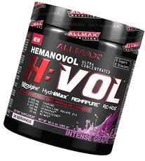 Allmax Nutrition H:VOL Intense Grape - 10.1 oz