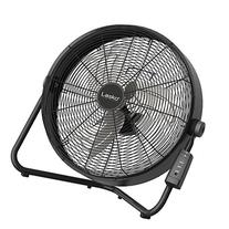 Lasko H20685 High Velocity Floor Fan with QuickMount Wall-