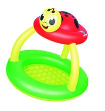 H2OGO! Lady Bug Sun Shade Baby Pool